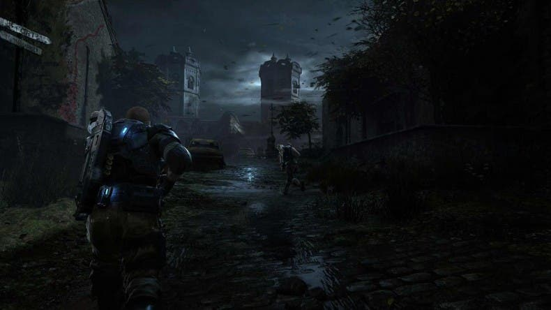 Gears of War 4, muchísimas imágenes de GameInformer 1