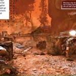 Gears of War 4, muchísimas imágenes de GameInformer 9
