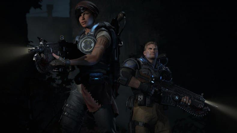 Gears of War 4 añadirá un nuevo modo competitivo, lo conoceremos el 23 de abril 1