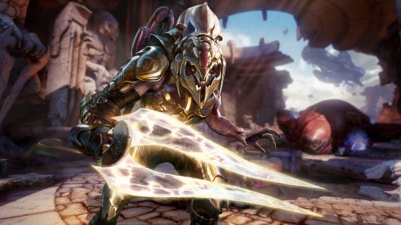 Killer Instinct Temporada 3: gameplay del Inquisidor vs Hisako 1