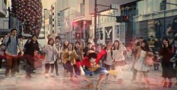 Nuevo vídeo promocional de One Piece Burning Blood que mezcla la realidad con la ficción del juego 8