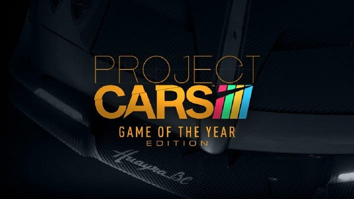 Project CARS Game of the Year Edition llegará en mayo 1