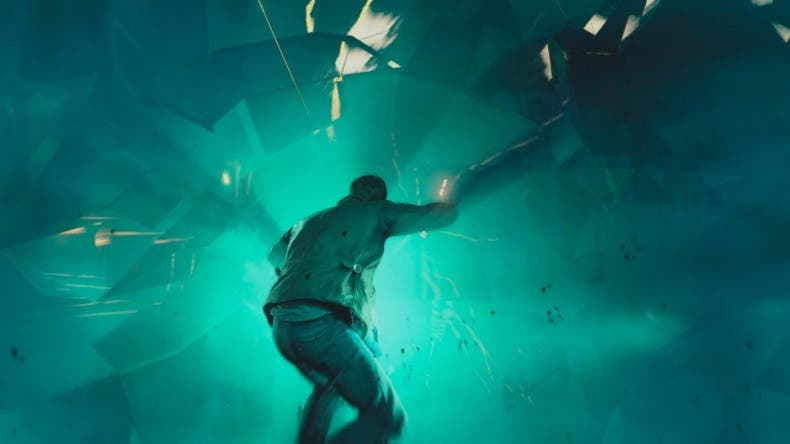 Quantum Break, imágenes direct-feed sin compresión 1