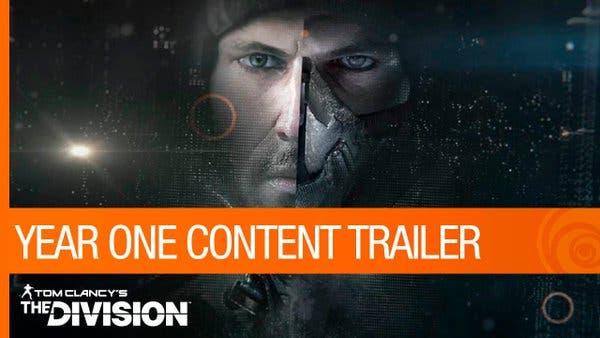 Ubisoft detalla el contenido del primer año de The Division y su Season Pass 1