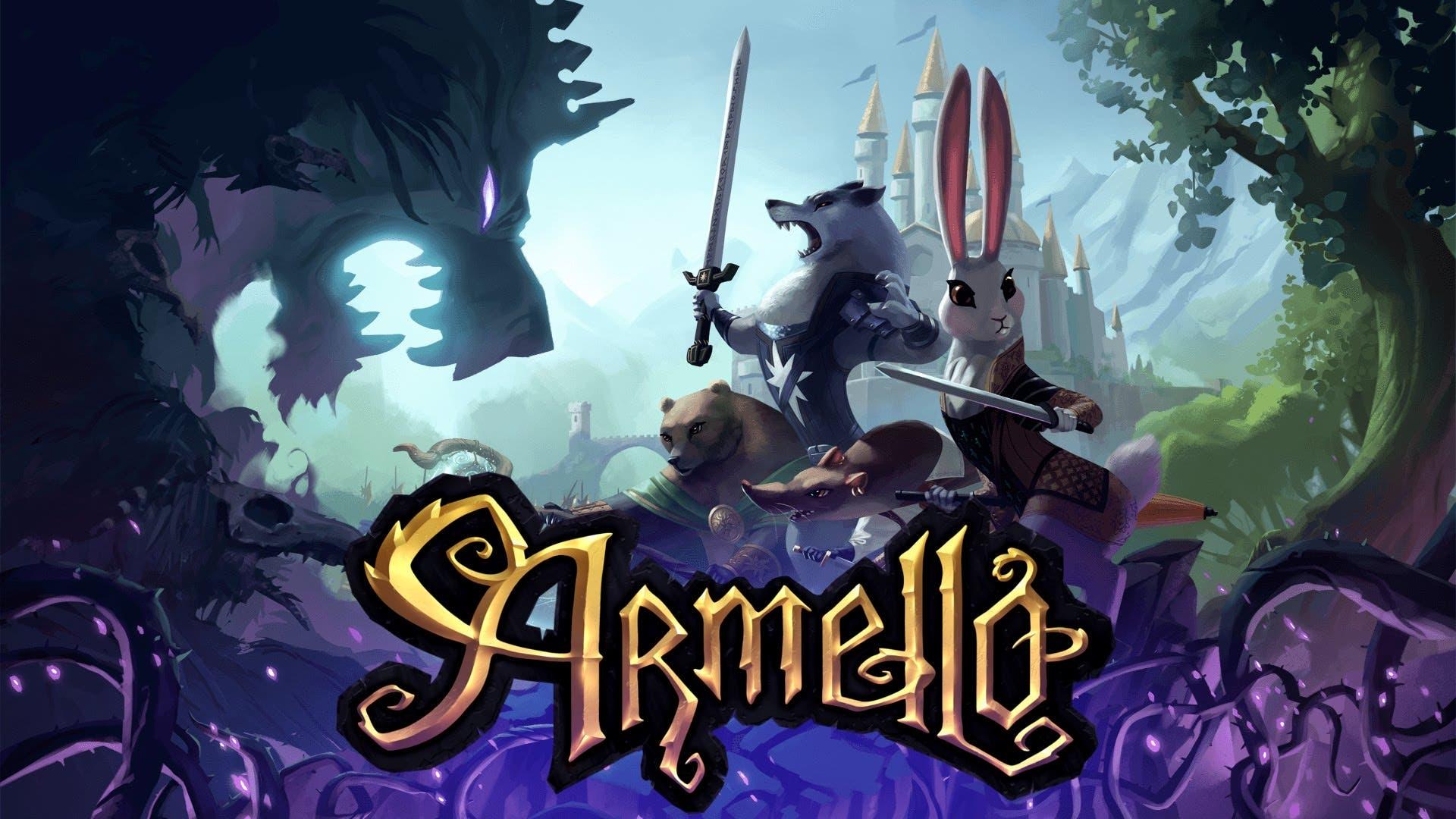 Ya Disponible Armello En Xbox One Un Juego De Mesa De Fantasia