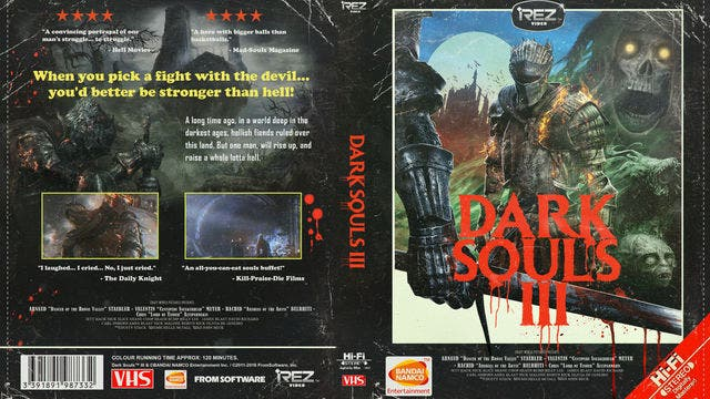 Dark Souls 3 carátula
