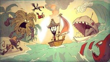 Don't Starve Shipwrecked determina su lanzamiento en Xbox One 6