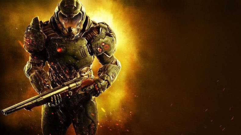 El parche de DOOM para Xbox One X está al llegar 1