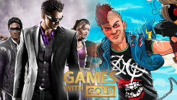 Disponibles Sunset Overdrive y Saints Row IV de forma gratuita, vía Games with Gold 2