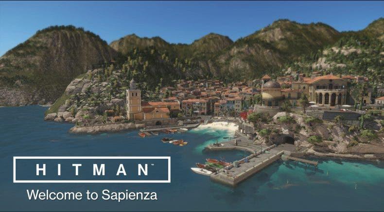 Consigue gratis el episodio de Sapienza de Hitman con el Spring Pack 1