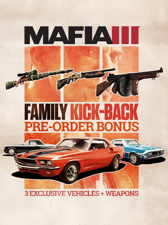 MafiaIIIPreorderDLC