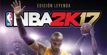 Kobe Bryant aparecerá en la Edición Leyenda de NBA 2K17, descubre todo lo que traerá 2