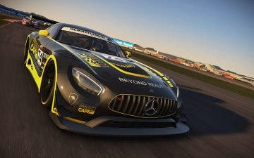 Disponible, de forma gratuita, el Mercedes-AMG GT3 para Project CARS 9