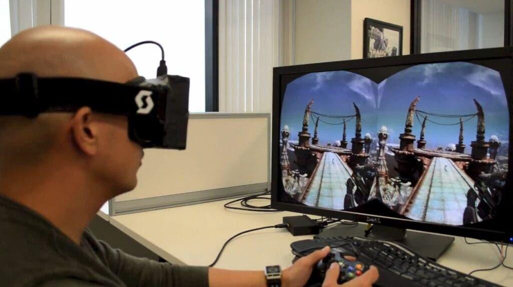 La experiencia con Kinect evita la llegada de la realidad virtual a Xbox One X 2