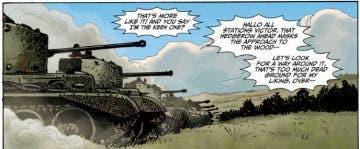 Dark Horse y Wargaming presentan el comic World of Tanks: Roll Out! 14