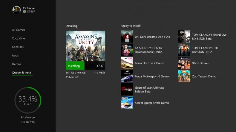 Pronto podremos devolver juegos digitales en Xbox One y Windows 10 1