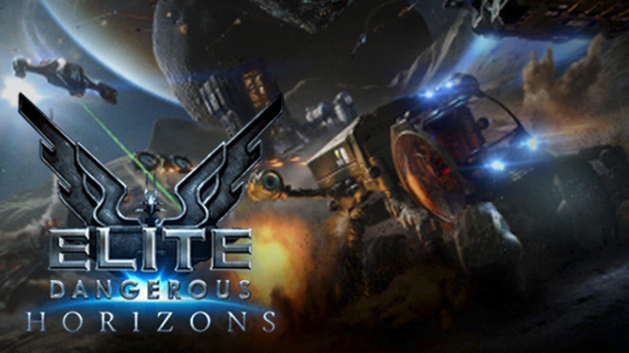 Descubre Elite Dangerous Horizons con este gameplay | SomosXbox