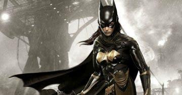 Echa un vistazo a esta figura de Batgirl 3