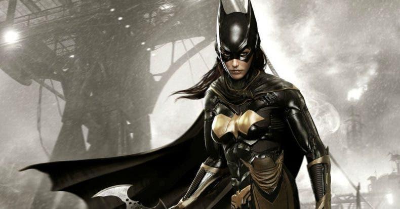 Echa un vistazo a esta figura de Batgirl 1