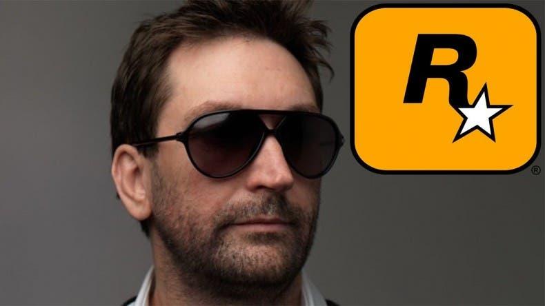 ex-presidente de Rockstar demanda a la compañía