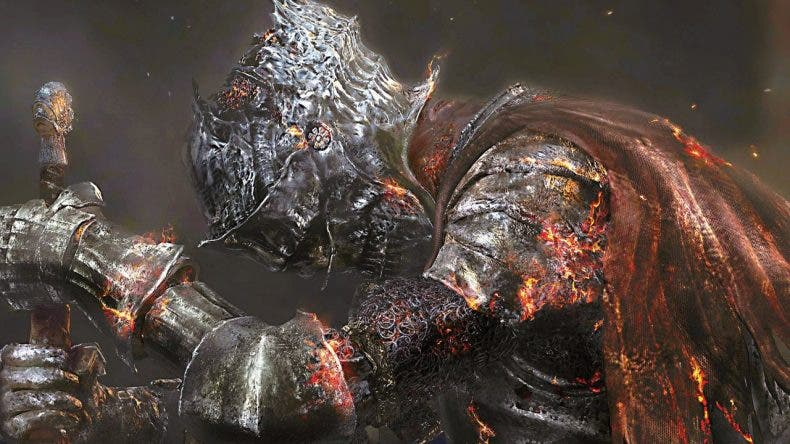 Dark Souls 3 tenía un modo multijugador Battle Royale 1