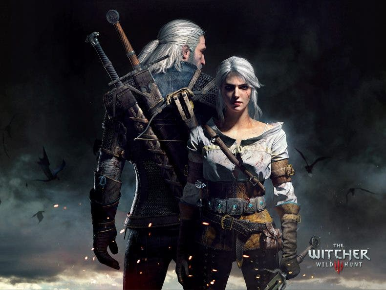 The Witcher 3, espectacular figura de Geralt de Rivia 1