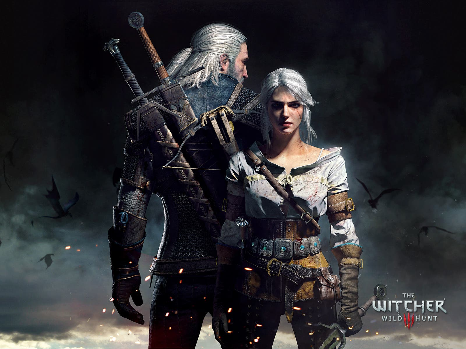 remasterización The Witcher
