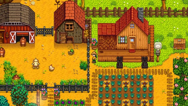 Ya disponible la actualización 1.5 de Stardew Valley en Xbox One 1