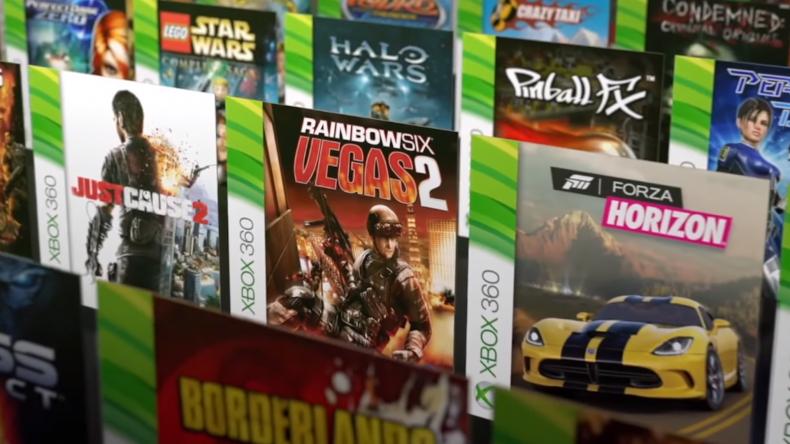 Mas Juegos Arcade Se Hacen Retrocompatibles Para Xbox One