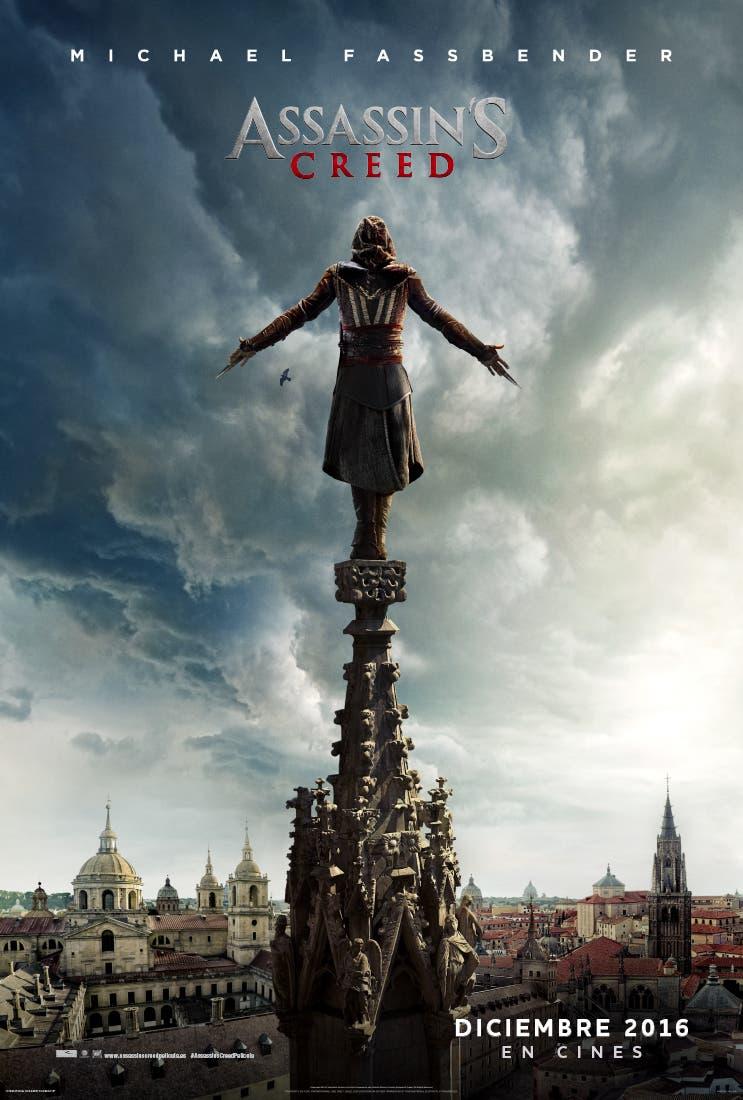póster de la película de Assassin's Creed