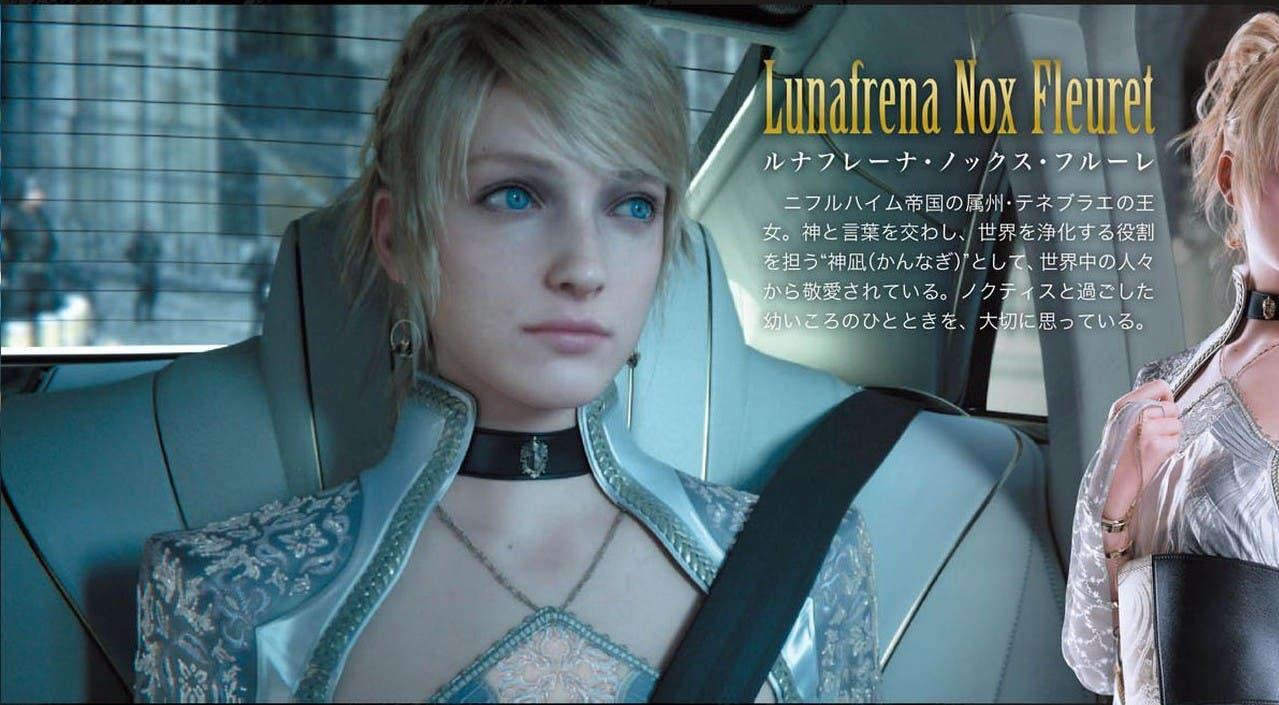 Final Fantasy XV kINGSLAIVE