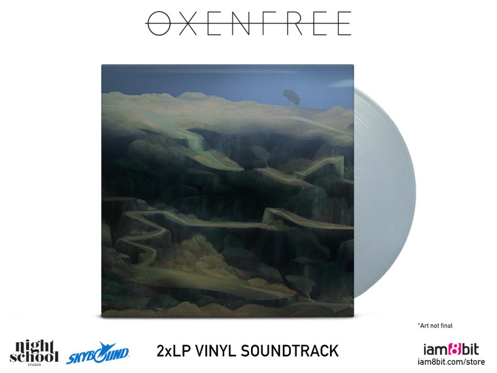 La banda sonora de Oxenfree será lanzada, también, en vinilo 2