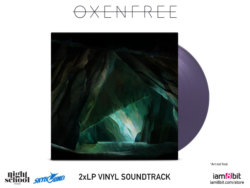 La banda sonora de Oxenfree será lanzada, también, en vinilo 3