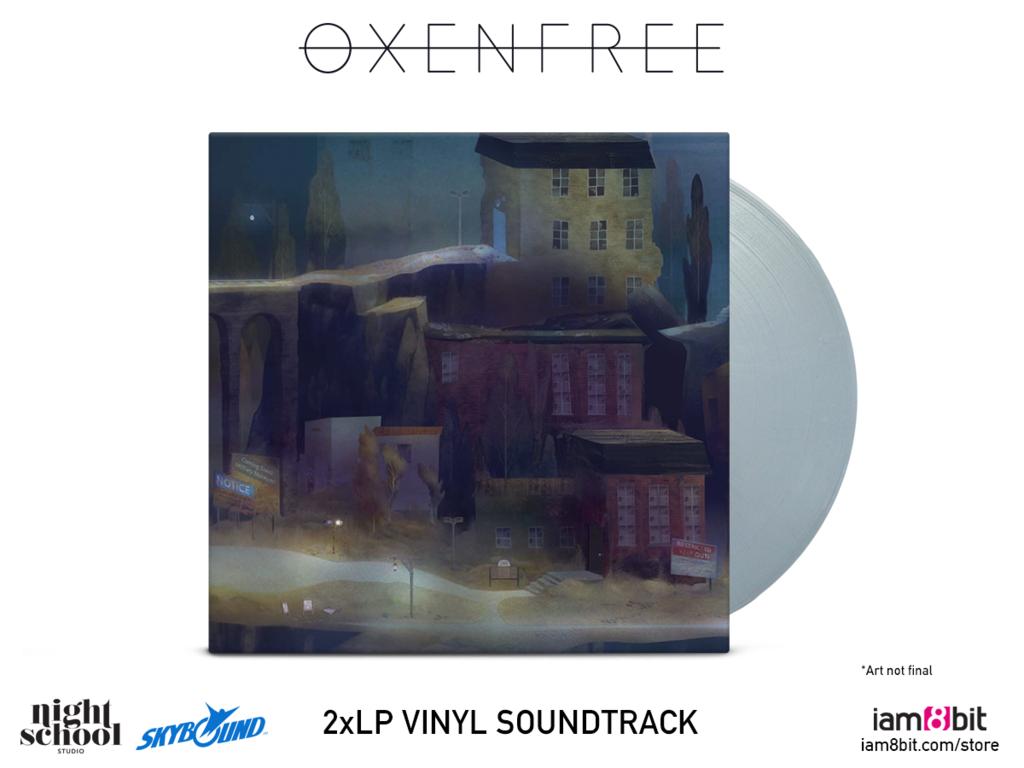 La banda sonora de Oxenfree será lanzada, también, en vinilo 4
