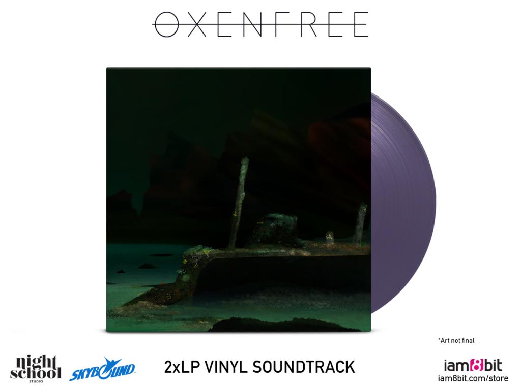 La banda sonora de Oxenfree será lanzada, también, en vinilo 5