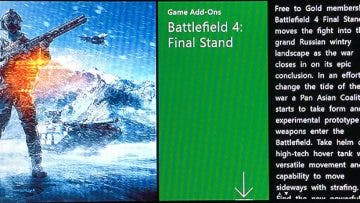 Final Stand, de Battlefield 4, será gratuito esta semana 9