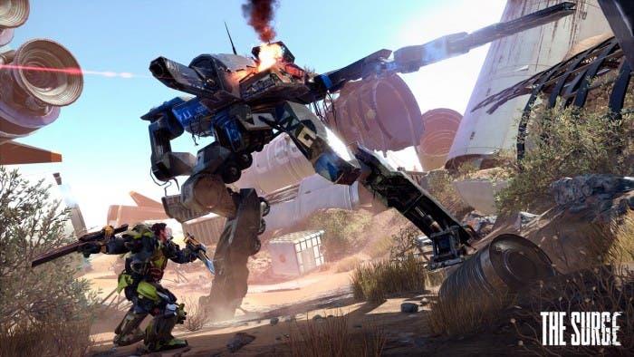 The Surge nos da más detalles del gameplay en su nuevo vídeo 1