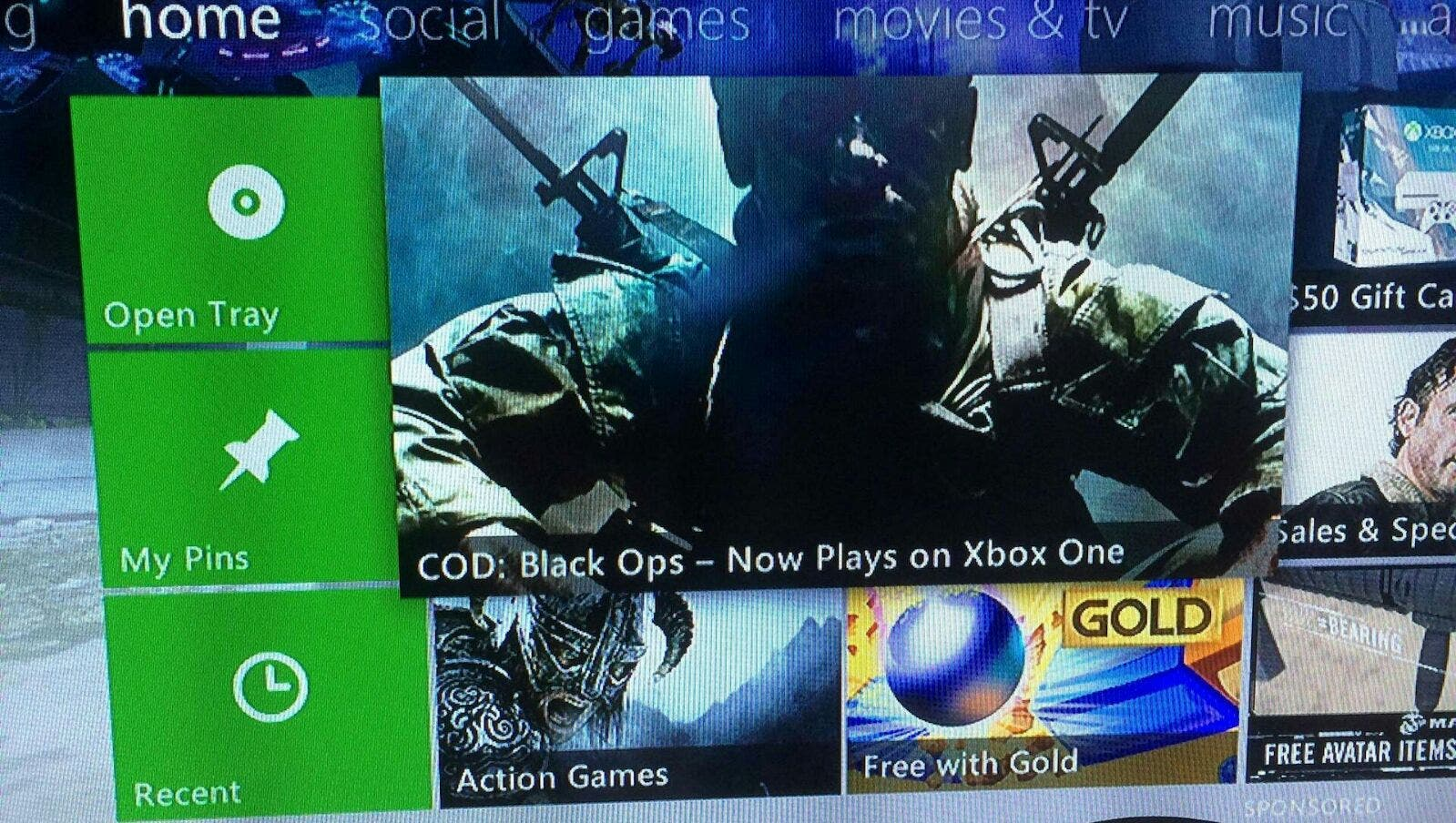 black ops 1 retrocompatible