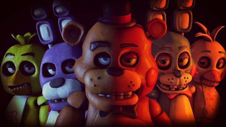 Esta semana llegará a Xbox One la saga The Five Nights at Freddy's 1