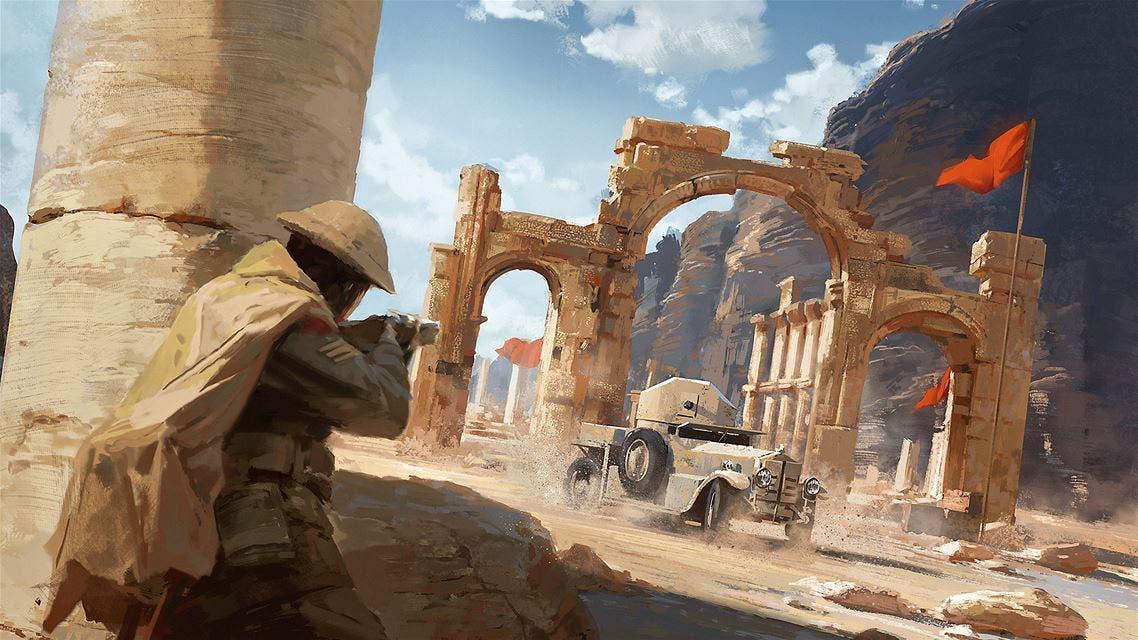 ArtWork Battlefield 1