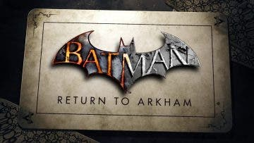 Batman Return to Arkham recibe mejoras para Xbox One X 5