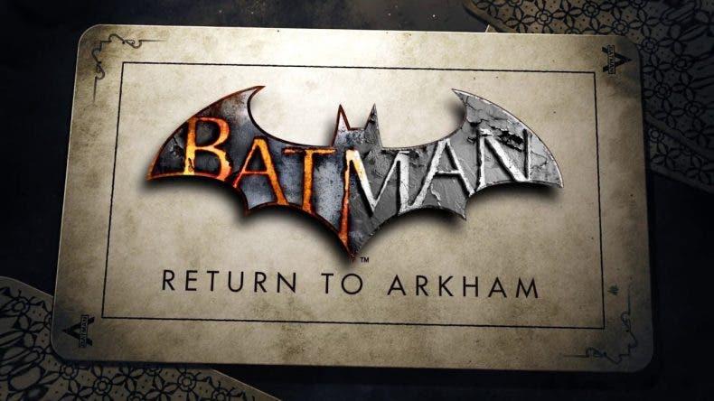 Batman Return to Arkham recibe mejoras para Xbox One X 1