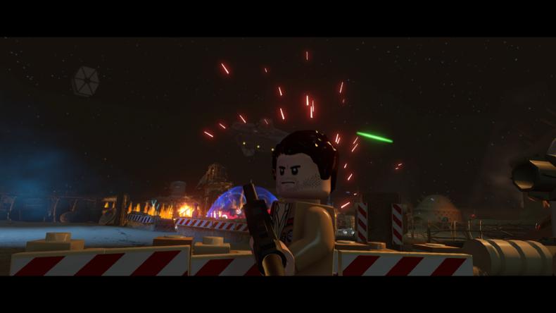 LEGO Star Wars El Despertar de la Fuerza nos muestra los combates con bláster 1