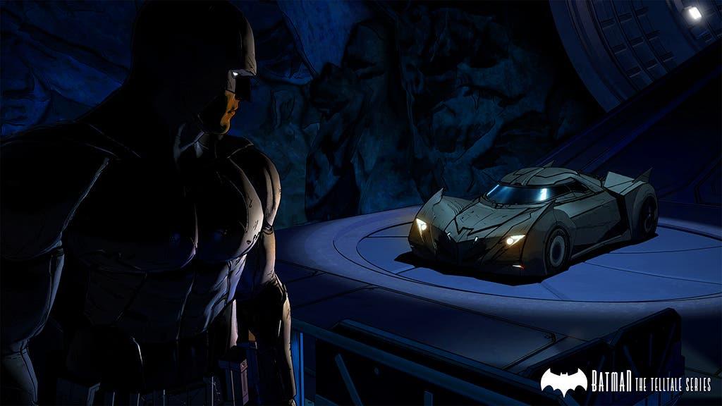 The Telltale Batman Shadows Edition llega a Xbox One 2
