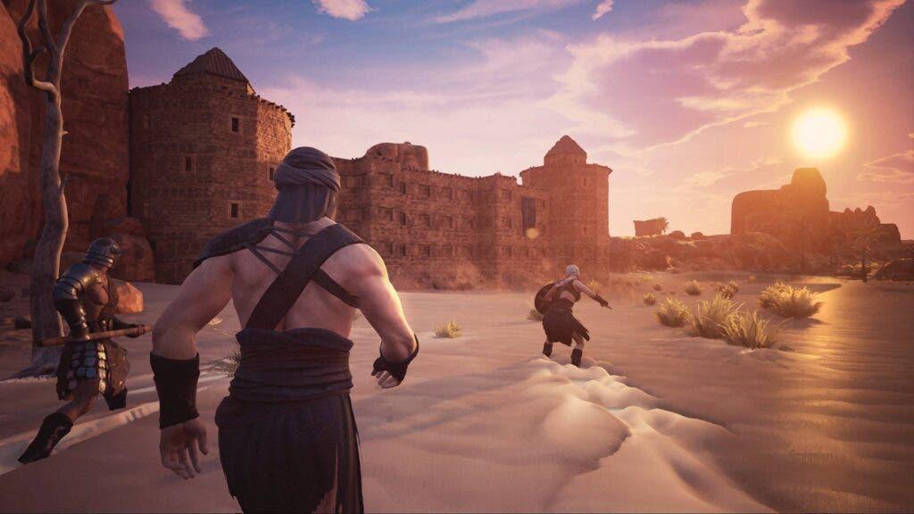Avance de Conan Exiles - Xbox One 3