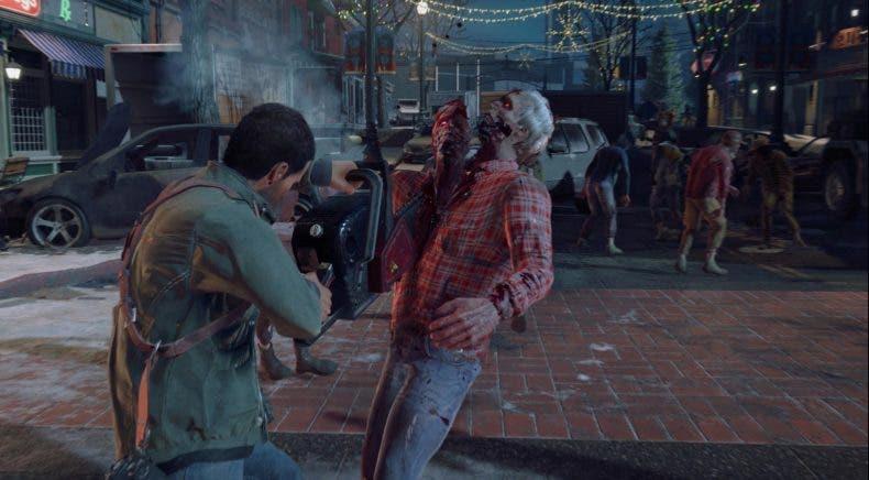 Dale caña a los zombies de Dead Rising 4 en Navidad con su nuevo DLC 1