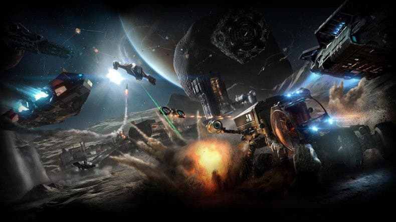 La expansión Horizons de Elite Dangerous pasará a ser gratuita el mes que viene 1