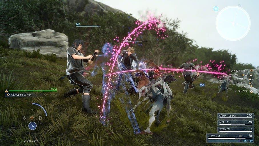 Final Fantasy XV4 2