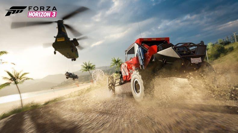 Forza Horizon 3 corrige sus problemas de HDR en Xbox One X mediante un nuevo parche 1