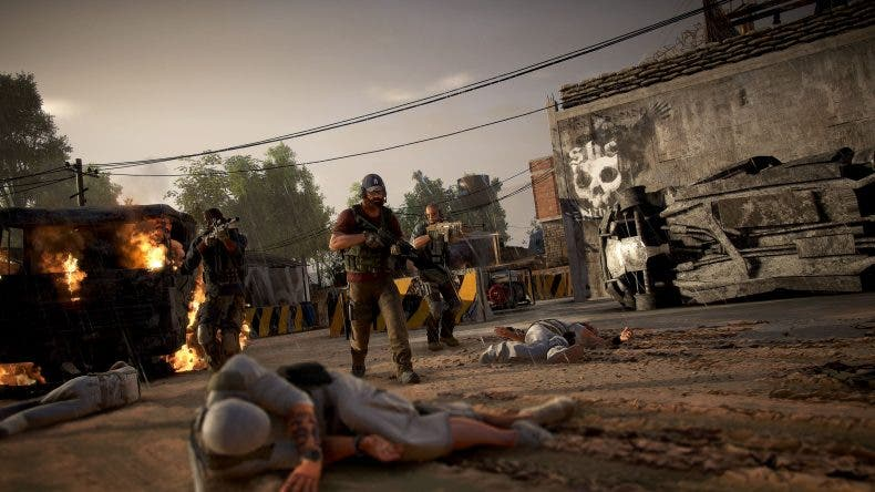 Ghost Recon Wildlands: Detalles sobre la beta abierta del modo PvP 1